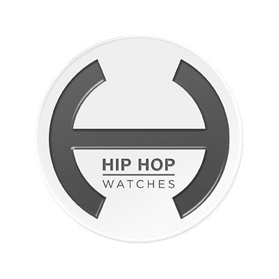 Hip hop watches logo